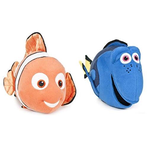 """Buscando a Dory - Pack 2 peluches Nemo y Dory (12""""/30cm) - Calidad Velboa - Nueva Película 2016 8"""
