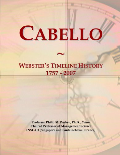 cabello-websters-timeline-history-1757-2007