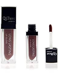 Oyedens 1x Waterproof Elegant Matte Smooth Lip Stick Lipgloss Long Lasting Lip Makeup (Brown33)