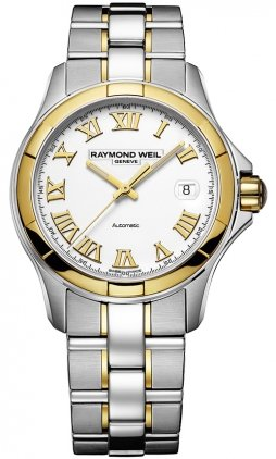 Raymond Weil Mens 'Parsifal' Watch 2970-SG-00308