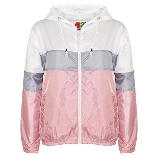A2Z-4-Kids-Kids-Girls-Boys-Windbreaker-Jackets-Designers-Contrast-Block-Baby-Pink-Light-Weight-Waterproof-Hooded-Cagoule-Rain-Mac-Raincoat-Age-5-6-7-8-9-10-11-12-13-Years