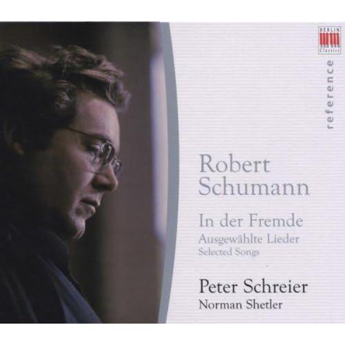 Liederkreis, Op. 39: No. 1, In der Fremde