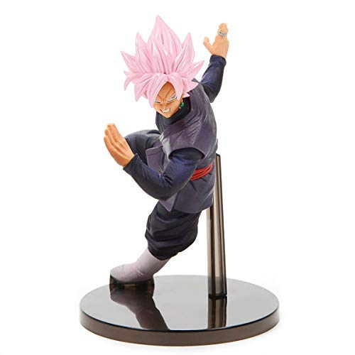 Dragon Ball Super Son Goku Fes. 其之 Five Super Saiyan Rose Goku Black Banpresto Prize