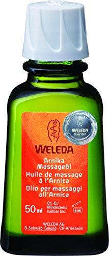 Weleda Italia Olio Massaggio all'Arnica - 50 ml.