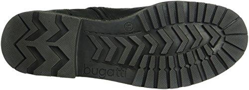 Stivali Da Motociclista Bugatti Ladies J85321g Neri (nero 100)