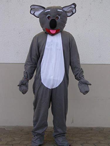 Unbekannt Koala Kostüm Bär Faschingskostüm Junggesellenabschied Fastnacht Karneval Fasching Kostüm Karnevalskostüm Pandabär M / L Tier Rosenmontag