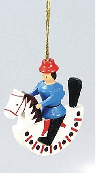 Baumbehang Kurrende 8cm Christbaumschmuck Erzgebirge NEU Seiffen Weihnachten