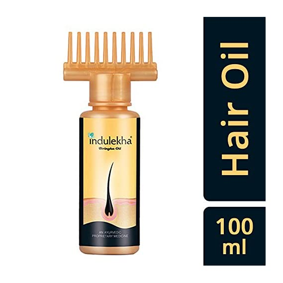 Indulekha Bhringa Hair Oil, 100ml (with 20% Extra)
