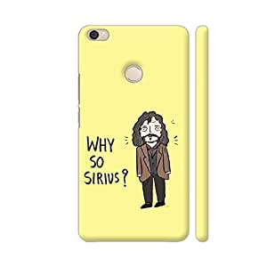 Colorpur Siriusly Kidding Artwork On Xiaomi Mi Max Cover (Designer Mobile Back Case) | Artist: Manasi Deshpande