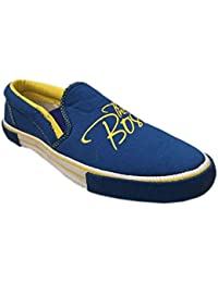 Rexona Sportif Men's R. Blue and Yellow Casual Shoes (The Boss)