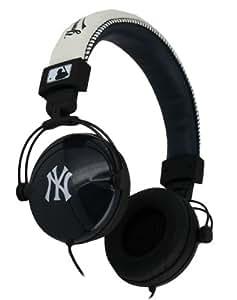 "Ny MLB7710 Black Casque Audio ""DJ"" NY pour lecteur MP3/MP4 Black"