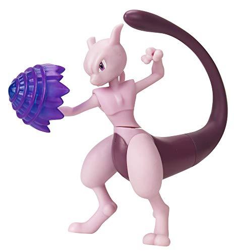 Pokémon Battle Feature Figure - Mewtwo - Newest Edition 2019, Catch Em' All!