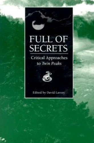 Full of Secrets: Critical Approaches to