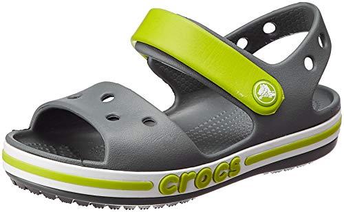 Crocs Unisex-Child Girls Boys & Girls Bayaband Sandal
