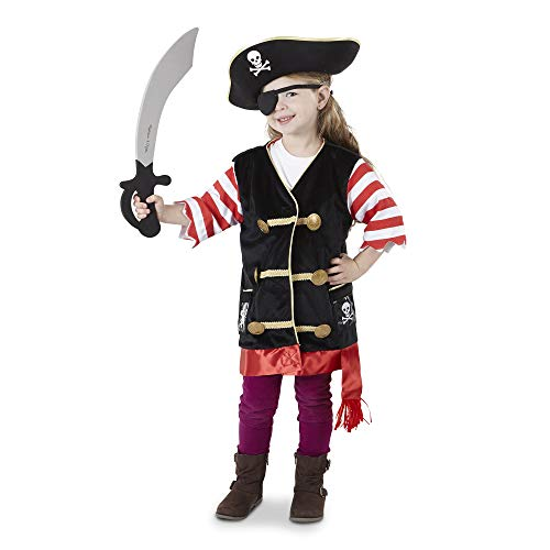 Melissa and Doug  Costume da Pirata