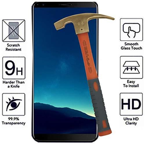 All Phone Store Displayschutz aus Hartglas 9H für Cubot R11