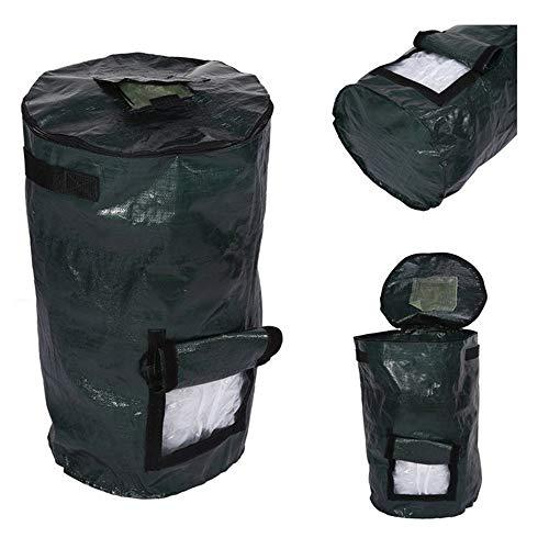 Bolsas de probióticos Bolsa de abono Fermento Cocina Desecho Residuos Caseros Compost Orgánico Bolsa Cocina Jardín Almacenamiento de basura,45x80cm