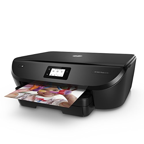 HP ENVY Photo 6230 Multifunktionsdrucker (inklusive 12 Monate Instant Ink kostenlos) schwarz