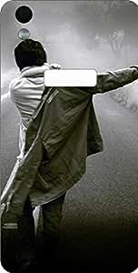FotoAdda Designer Printed Back Cover for Panasonic Eluga ...