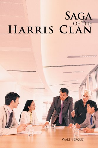 Saga of The Harris Clan Cover Image