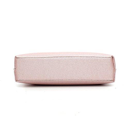 Female Messenger Bag Nette Kleine Frische Schalentiere Tasche Umhängetasche Paket Kleines Paket Pink