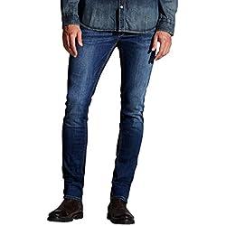 JACK & JONES Herren Skinny Jeans jjiLiam jjOriginal blau W 29 L 34