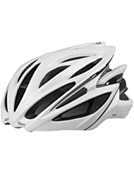 Mighty Peak WL Casque de Vélo Mixte, Blanc, L