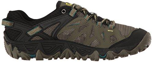 Merrell All Out Blaze Aero Sport, Chaussures de randonnée basses homme Multicolore (Dusty Olive)