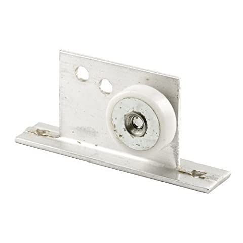 Prime-Line Products 192037 Flat Shower Door Roller and Bracket, 3/4-Inch, 2-Pack by Prime-Line Products