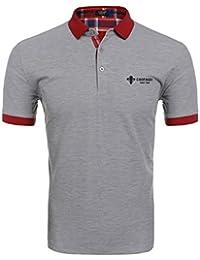 Amazon.fr   tshirt homme pas cher, t shirt manches courtes - 20 à 50 ... b74be7019ae