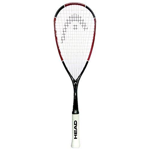 Racket Head Nano Ti110 Squash, Rouge, Taille...