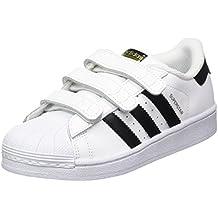 adidas Superstar Foundation CF C, Zapatillas de Deporte Para Niños