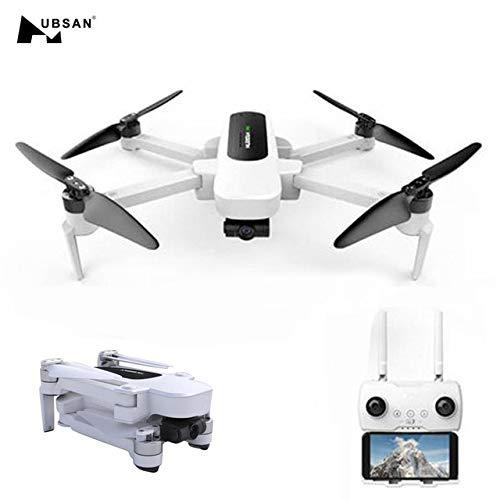 RONSHIN Hubsan H117S Zino GPS 5G WiFi 1KM FPV mit 4K UHD-Kamera 3-Achsen-Gimbal-RC-Drohne-Quadcopter RTF Ohne Aufbewahrungstasche