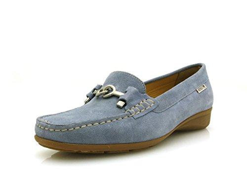 Mephisto Mocassin Mocassin En Cuir Chaussures En Cuir Chaussures Pour Femmes Nourdine Jeans