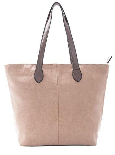 Big Handbag Shop - Sacchetto donna Pale Pink