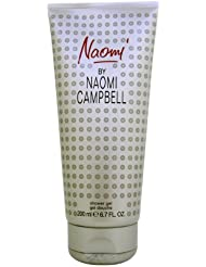 Naomi Campbell Naomi Women Shower Gel 200ml, 1er Pack (1 x 200 ml)