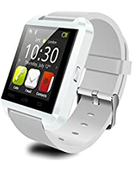YAMAY® U8 Bluetooth 4.0 Smart Watch Fitness Smart Uhr Armband Schlaf-Monitor Ringing Erinnerung Fern Fotografieren Touch Screen hände frei für Samsung S4 / S5 / S6 Rand / Note 2/3/4, Nexus, HTC, Sony und HUAWEI Android-Smartphones