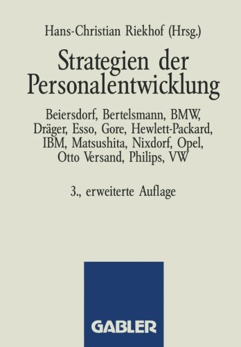 strategien-der-personalentwicklung-beiersdorf-bertelsmann-bmw-drger-esso-gore-hewlett-packard-ibm-ma