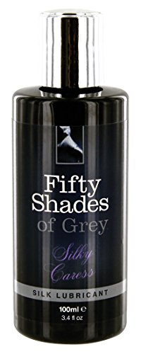 Fifty Shades of Grey Silky Caress Gleitgel, 1er Pack (1 x 100 ml)