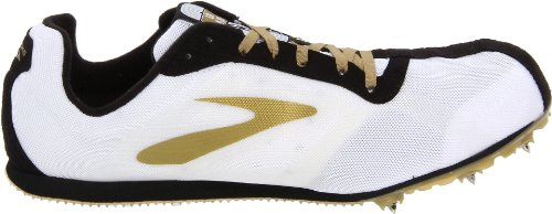 Brooks  Pr Ld M, Chaussures d'athlétisme homme Blanc-TR-B3-26