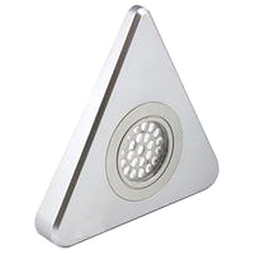 HD LED 24 V Triangle lumière CW Feux décoratif – HD LED 24 V Triangle Ampoule CW, diamètre : –, profondeur : 20,6 mm, longueur : 148 mm, largeur : 139 mm, puissance : 1,65 W