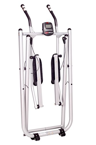 411xjteJsOL - SportPlus Air Walker - Nordic Walker Machine with Training Computer - Max. User Weight 100 kg - Foldable