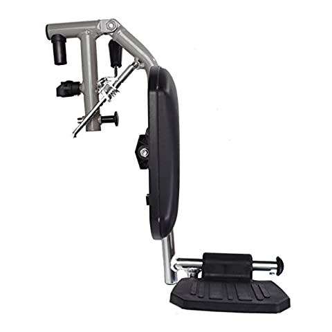 Elevated Leg rest / foot rest for Elite Care ECSP03 wheelchairs – adjustable height and angle - Left
