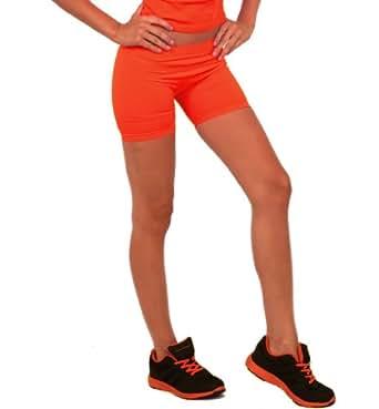 Hot From Hollywood Women's Shorts -  orange - One size