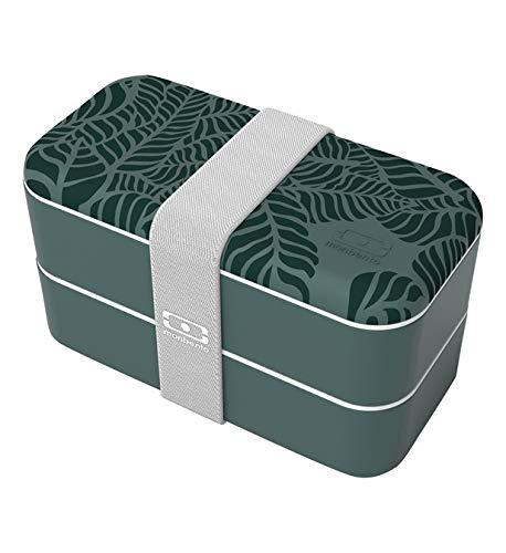 monbento Lunchbox Bento MB Original Jungle Bento Lunch Box Case
