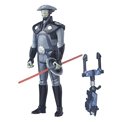 Star Wars Rebels 3.75-Inch Figure: Fifth Brother (Wars Star Inquisitor)