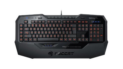 Roccat Isku FX Multicolor Gaming Keyboard (ROC-12-901) 411xqHe5F8L