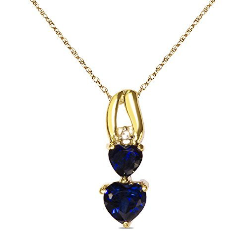 diamond-accent-created-sapphire-pendant-in-10k-yellow-gold-by-nissoni-jewelry