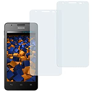 2x mumbi Displayschutzfolie Huawei Ascend G525 Dual Schutzfolie