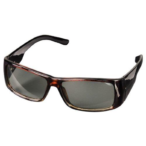 Hama 3D-Polfilterbrille Unisex sportlich braun